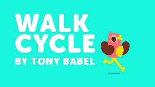 After Effects - Walk cycle tutorial