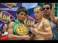 Carlos Cuadras vs Srisaket Sor Rungvisai - Highlights (Great FIGHT)