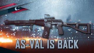 Battlefield 4: AS-VAL Ersteindruck - Spielt sich deutlich anders (Battlefield 4 Waffen Guide)