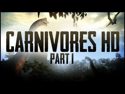 Carnivores - Dinosaur Hunter HD (PS3)   Let's Play #1   Aim For The Head.