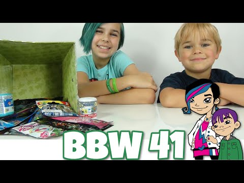 Blind Bag Wednesday EP41 - My Little Pony, TMNT and Guardians of the Galaxy Dog Tags