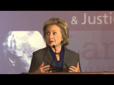 Clinton: Mandela-man of Courage, Contradictions
