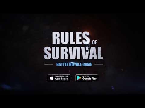 Бесплатный PUBG на СЛАБЫЙ ПК - Rules of Survival (Обзор)