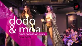 Vaani Kapoor's Hot Ramp Walk at Amazon Fashion - Dodo & Moa