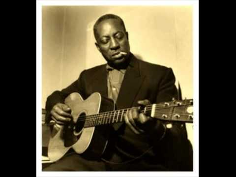 'House Rent Stomp' BIG BILL BROONZY (1951) Blues Guitar Legend