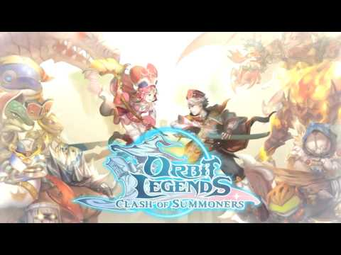 Orbit Legends: Summon Monsters APK Cover