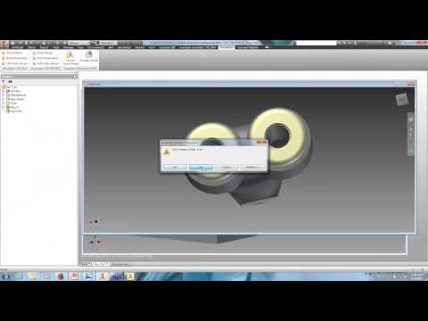 Autodesk Simulation CFD 2014 Free Surface | How To Make & Do Everything!