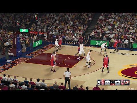 NBA 2K15 Washington Wizards Vs Cleveland Cavaliers 26-11-2014