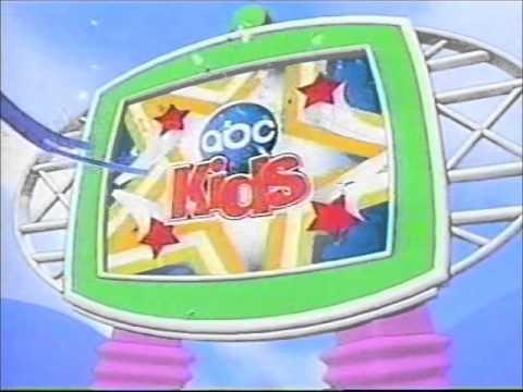 ABC Kids Power Rangers Bumpers