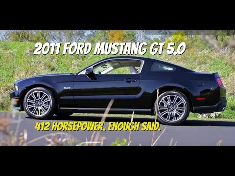 Ford Mustang GT 5.0--2012 Test Drive Video Review with Chris Moran from Chicago Motor Cars