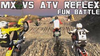 download lagu Mx Vs Atv Reflex Fun Battle At Island Arenacross gratis