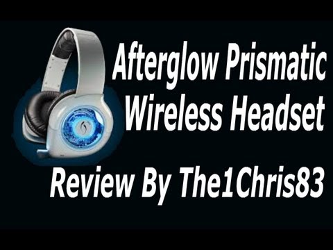Review: Afterglow Prismatic Wireless Headset