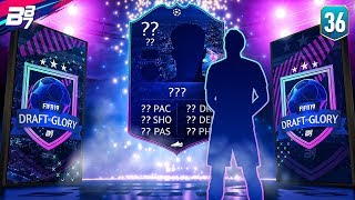 CHAMPIONS LEAGUE CARD IN A PACK! | FIFA 19 DRAFT TO GLORY #36