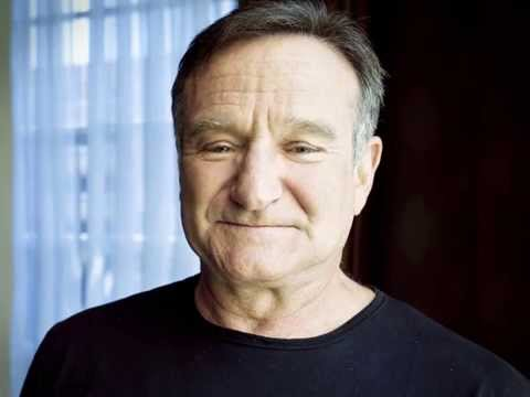 robin williams moments before his death-self recorded clip