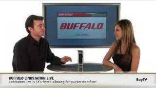 BuyTV, Epiosde 062, Product Feature, Buffalo LinkStation Liv