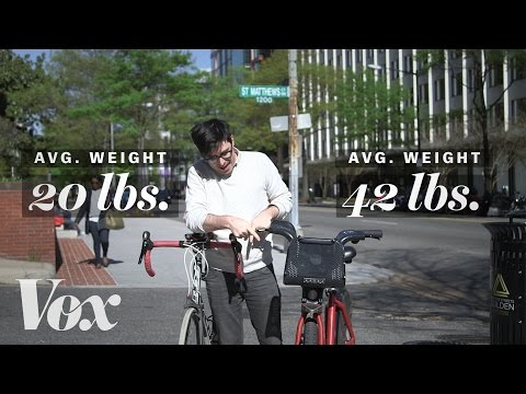 Why you're safer on a bike share than a regular bike