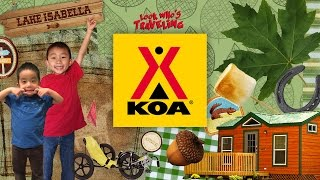 KOA Campground of the Year for 2016
