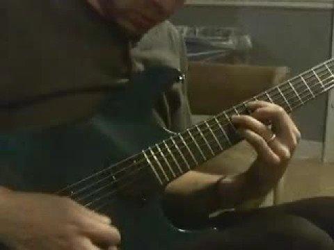 Moog Guitar Demo - Jake Cinninger of Umphrey's McGee