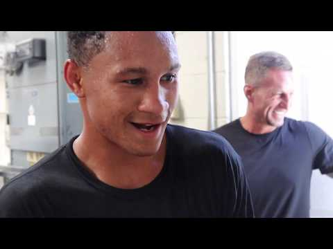 Road To London Part 1 | Regis Prograis Official