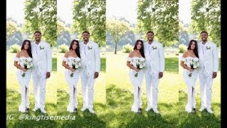 Jalen Rose & ESPN First Take's Molly Qerim Get MARRIED On Vacation