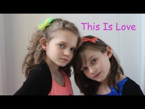 Download Sapphire 10yrs And Skye 7yrs Singing - This Is Love By Will.I.Am Ft. Eva Simons THE ...