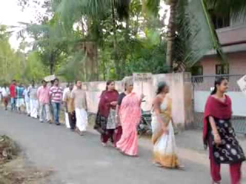 Protest Against Delhi Rape At Kerala video