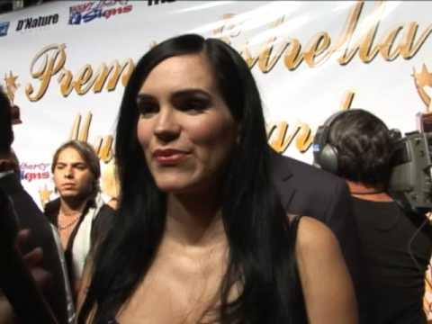 Oscar Pyzyk Entrevista a Scarlet Ortiz.(actriz) Video