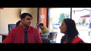 Haye o Rabba Hun Oh v Aoun Gay | Punjabi Funny Video | Latest Sammy Naz | Husband Wife Vines