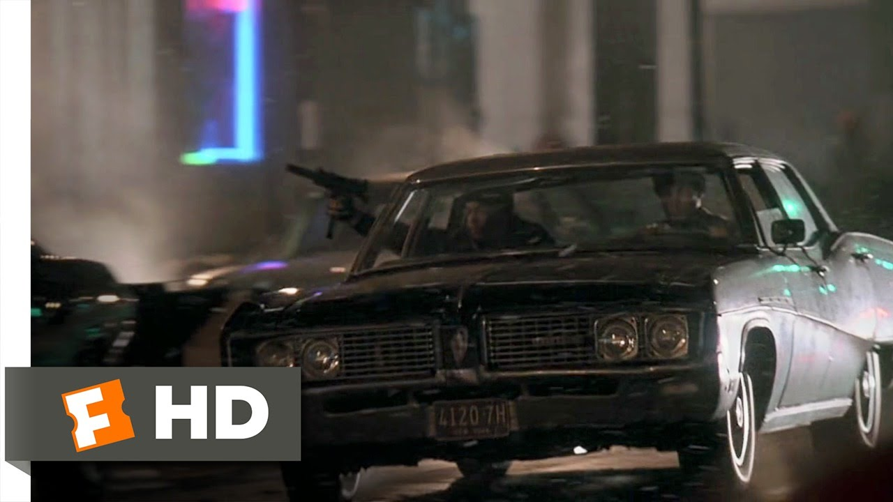 American Gangster 5 11 Movie Clip Drive By Shooting