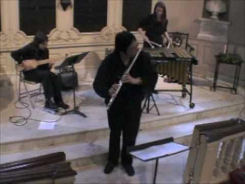 Veni Emmanuel by Hiro Honshuku and the A-NO-NE Trio