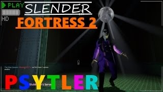 Slender Fortress 2 - Psytler (April Fool's Boss)