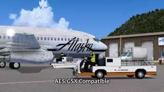 MilViz Boeing 737-200 Combi Promotional