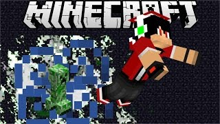 Creeper Bounce Minigame for Minecraft 1.11 Trailer