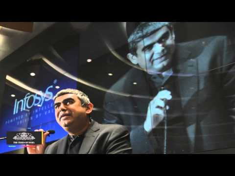 Infosys CEO-designate To Get Annual Salary Of $5.08 Million - TOI