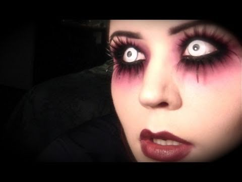 Halloween Makeup Tutorial 4: Blind Mag