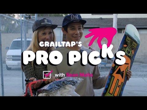 Sean Malto | Crailtap Pro Picks