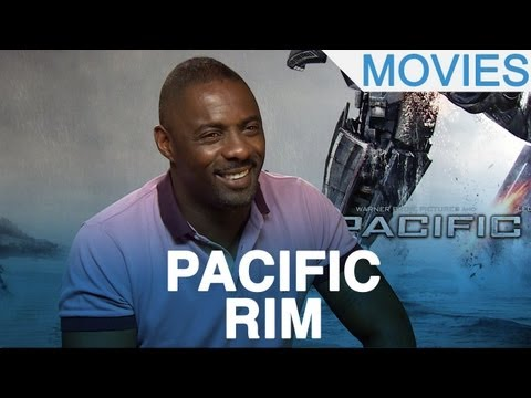 Idris Elba 'Pacific Rim' and Bond rumours