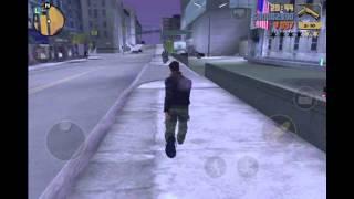 GTA 3 iOS Gameplay