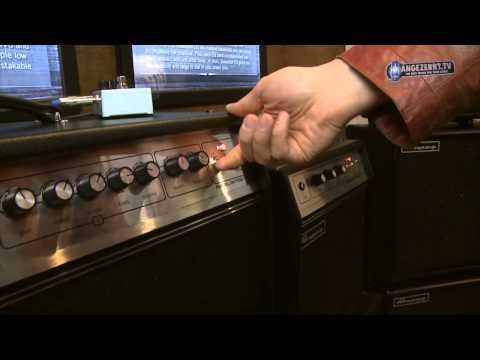 Musikmesse 2011: Ampeg - GVT Guitar Amplifiers