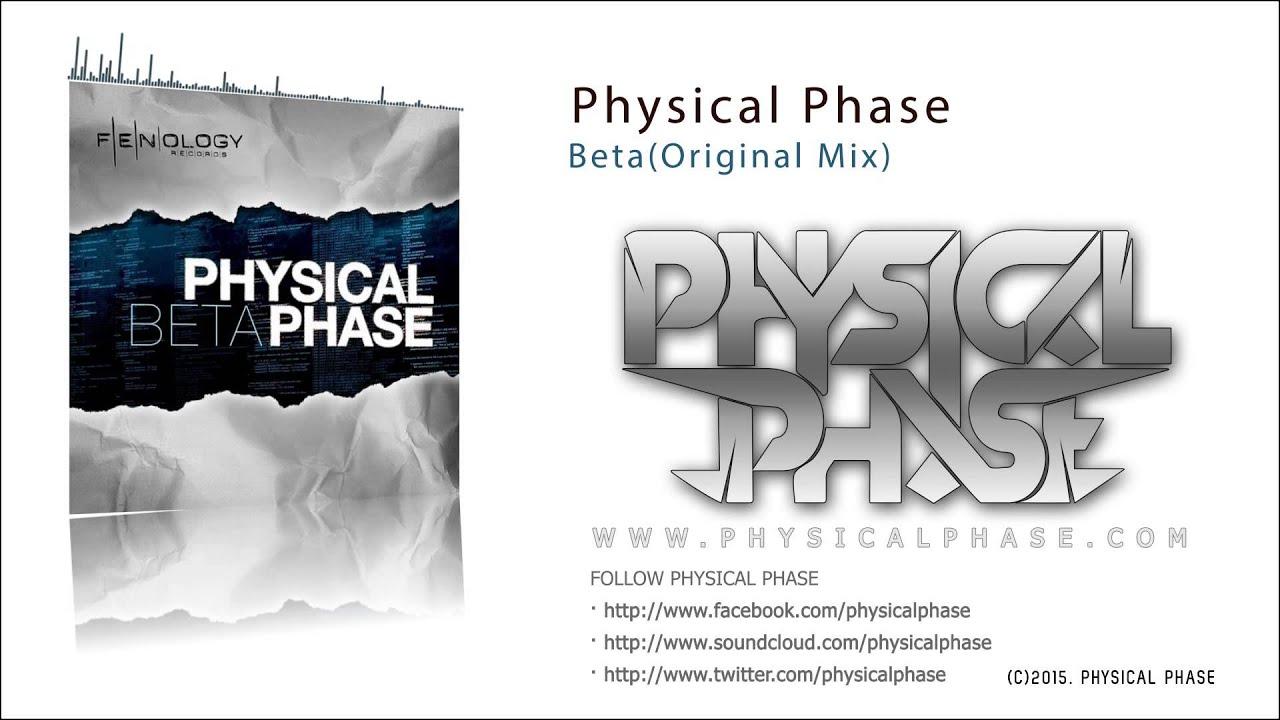 Physical Phase - Beta (Original Mix) [FENology]