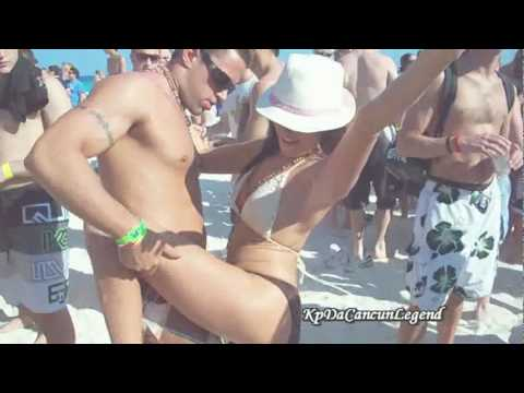 Oasis Cancun Spring Break 2010 Part XXV (Body Shots) Video