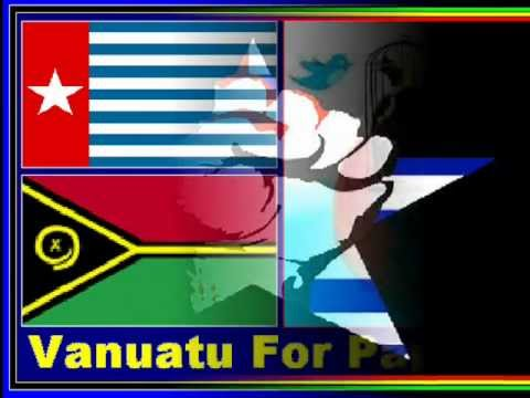 Vanuatu Reggae - Masamp Crew For West Papua video