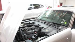 Parting out a 1998 Jaguar XJ8L parts car - 180431 - Tom's Foreign Auto Parts