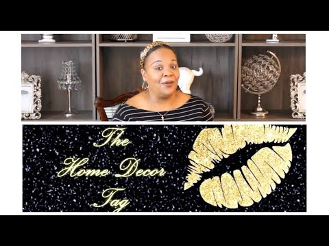 NEW: The Home Decor TAG |  Created by Diva Designing on a Dime w Kimberly Davis