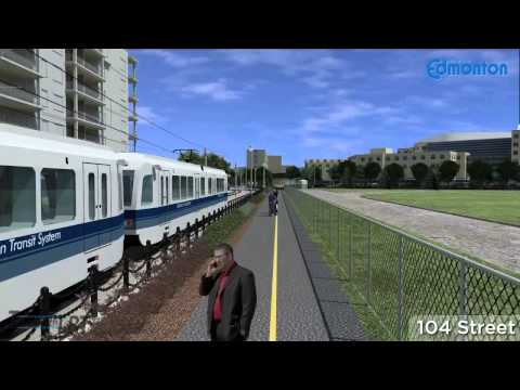 North LRT - Churchill to NAIT