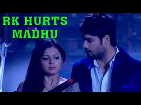 RK HURTS Madhubala BADLY in Madhubala Ek Ishq Ek Junoon 10th December 2012 thumbnail
