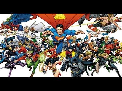 Dc Announces Superhero Movie Line-up - #cupodcast video