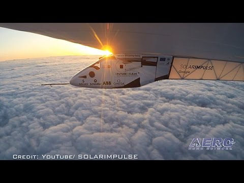 Airborne 05.03.16: Solar Impulse 2, SpaceX v Mars, 5000 Section 333 Exemptions