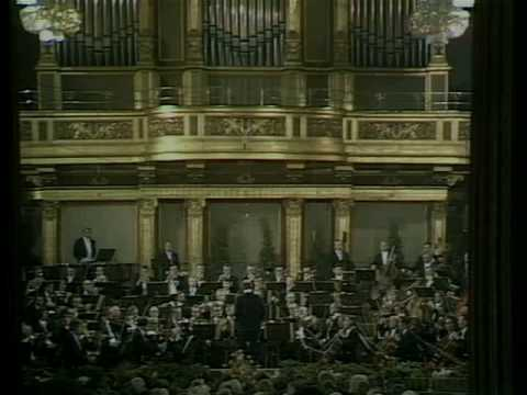 Johann Strauss jr.: Ouverture from &quot;Waldmeister&quot; conducted by Erich Leinsdorf