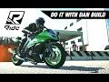 Do It With Dan's Kawasaki ZX-10R Build - RIDE